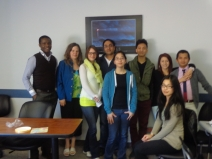 BIM 2 class pic May 15, 2014